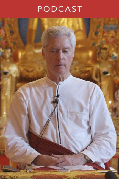 Alan Wallace: Meditation for Balanced Living