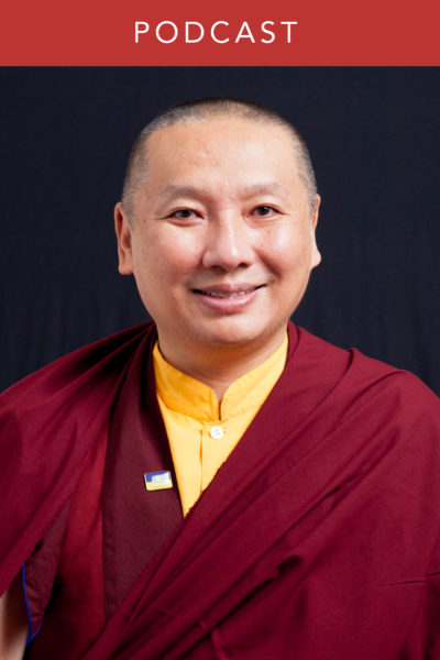 H. E. the 12th Zurmang Gharwang Rinpoche: The History of the Zurmang Kagyu Tradition