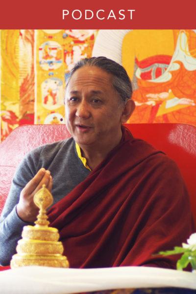 Dzigar Kongtrul Rinpoche: In Praise of Spiritual Teachers