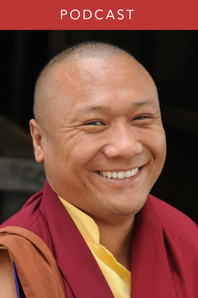 Tulku Dakpa Rinpoche: Lineage and Transmission in the Nyingma Tradition