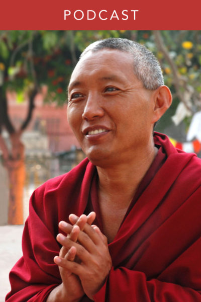 Geshe Tashi Tsering: From Monk to Abbot at Sera Mey Monastery