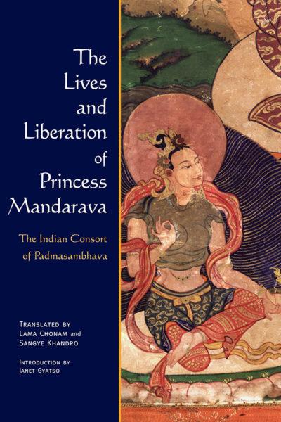 The Lives and Liberation of Princess Mandarava – Print