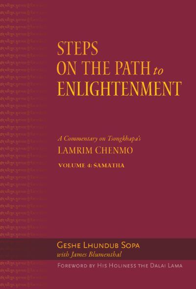 Steps on the Path to Enlightenment, Vol. 4 – Print