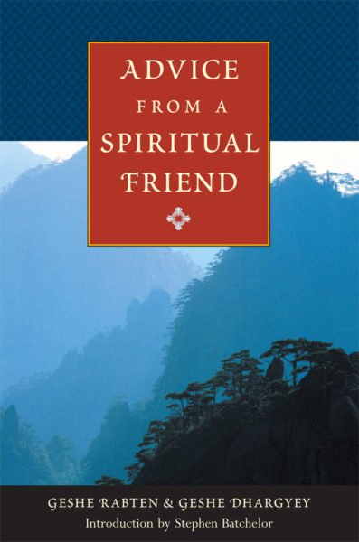 Advice from a Spiritual Friend – Print