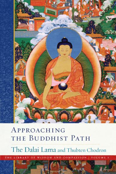 Approaching the Buddhist Path – Print
