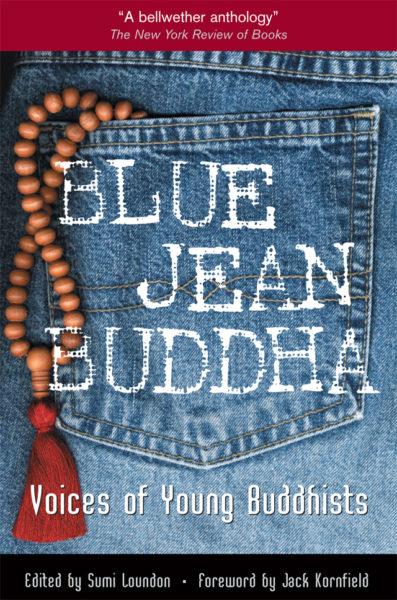 Blue Jean Buddha – Print