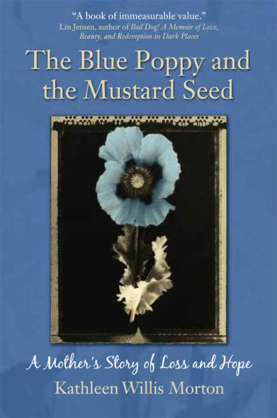 The Blue Poppy and the Mustard Seed – Print