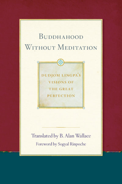 Buddhahood Without Meditation