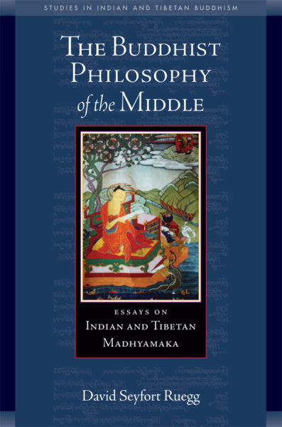 The Buddhist Philosophy of the Middle – Print
