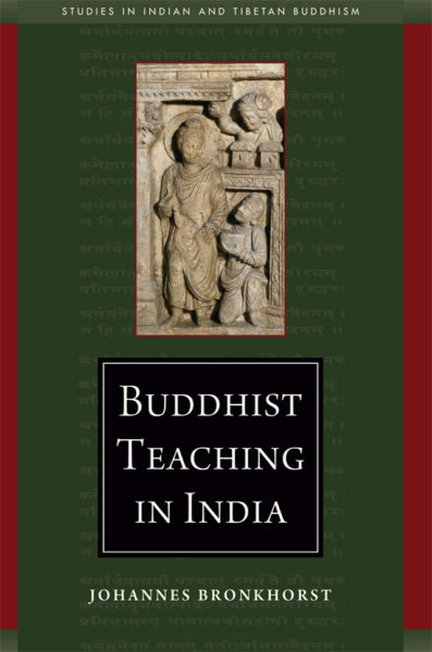 Buddhist Teaching in India – Print