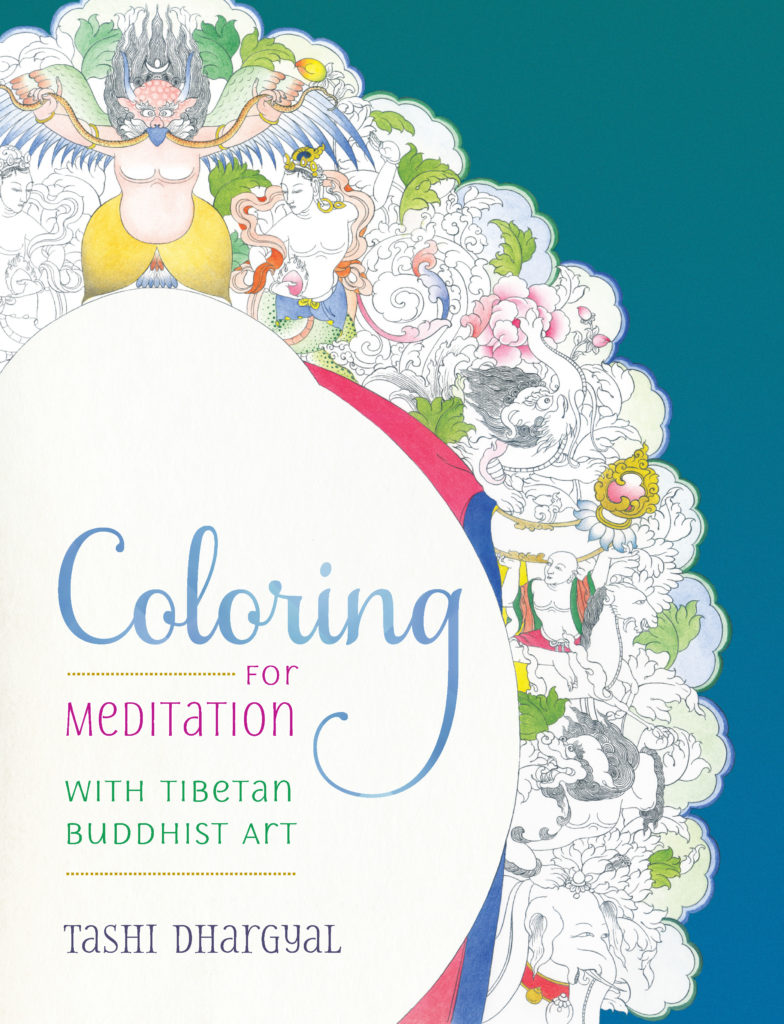 Coloring for Meditation - The Wisdom Experience