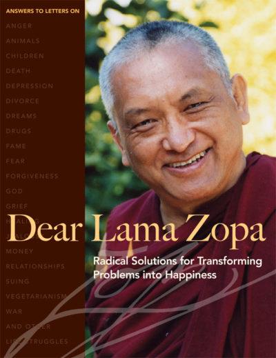 Dear Lama Zopa