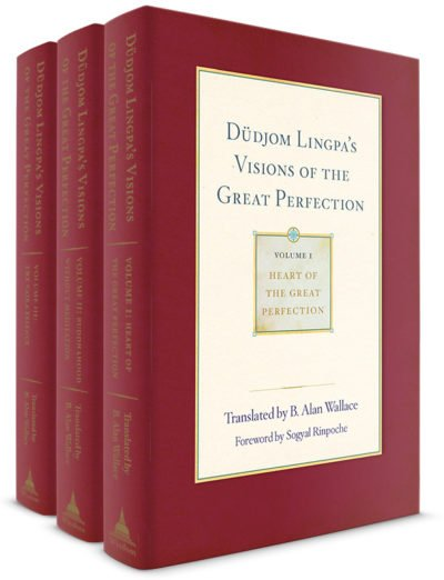 Dudjom Lingpa's Visions of the Great Perfection