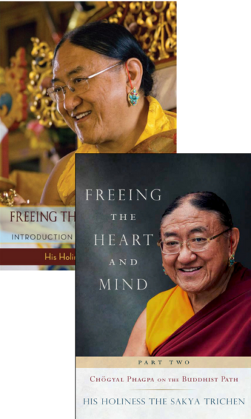 Freeing the Heart and Mind (Parts One and Two)