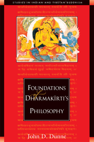 Foundations of Dharmakīrti's Philosophy