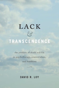 Lack and Transcendence