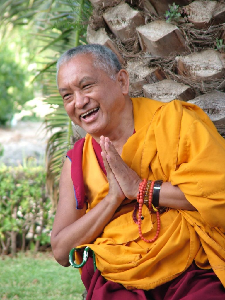 Lama Zopa - Wisdom Author
