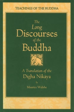 The Long Discourses of the Buddha
