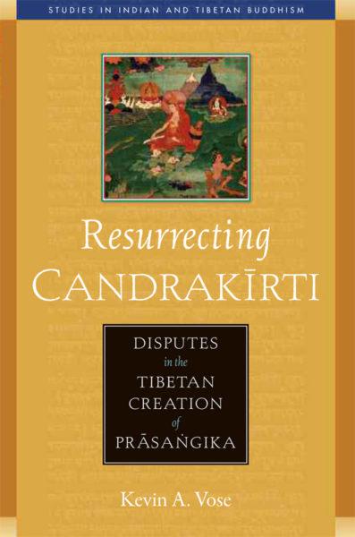 Resurrecting Candrakīrti