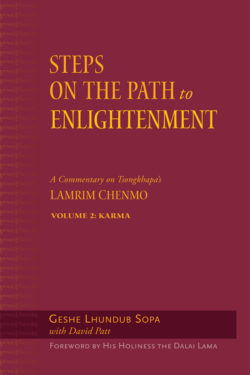 Steps on the Path to Enlightenment, Vol. 2