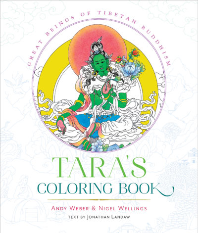 Tara's Coloring Book – Print