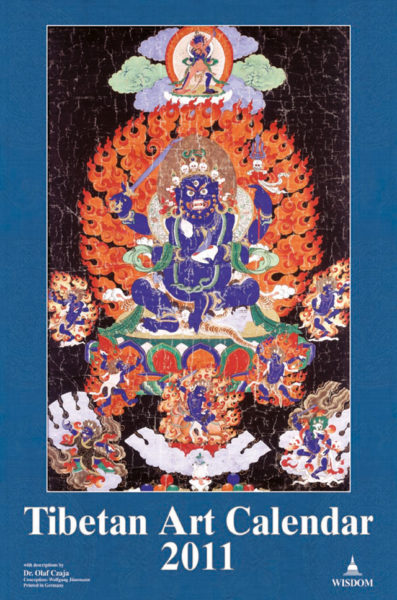 Tibetan Art Calendar 2011