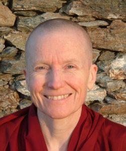 Sangye Khadro Buddhist author How to Meditate