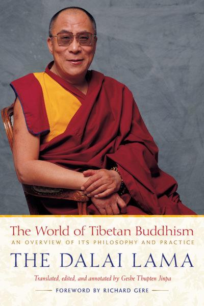 The World of Tibetan Buddhism (Paperback)