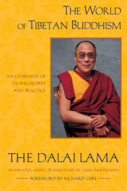 The World of Tibetan Buddhism (Hardcover)