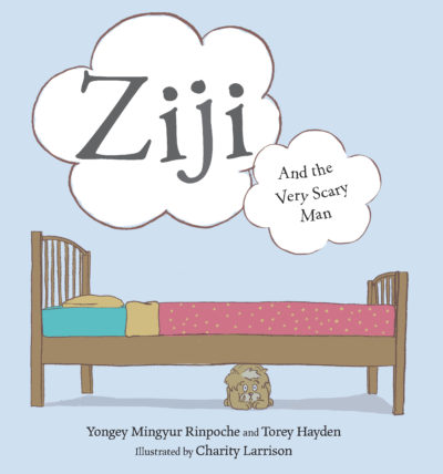 Ziji and the Very Scary Man – Print