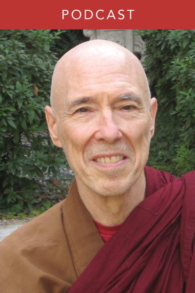 Bhikkhu Bodhi: The Buddha on Social Harmony