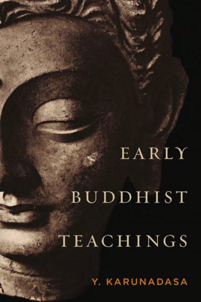Early Buddhist Teachings