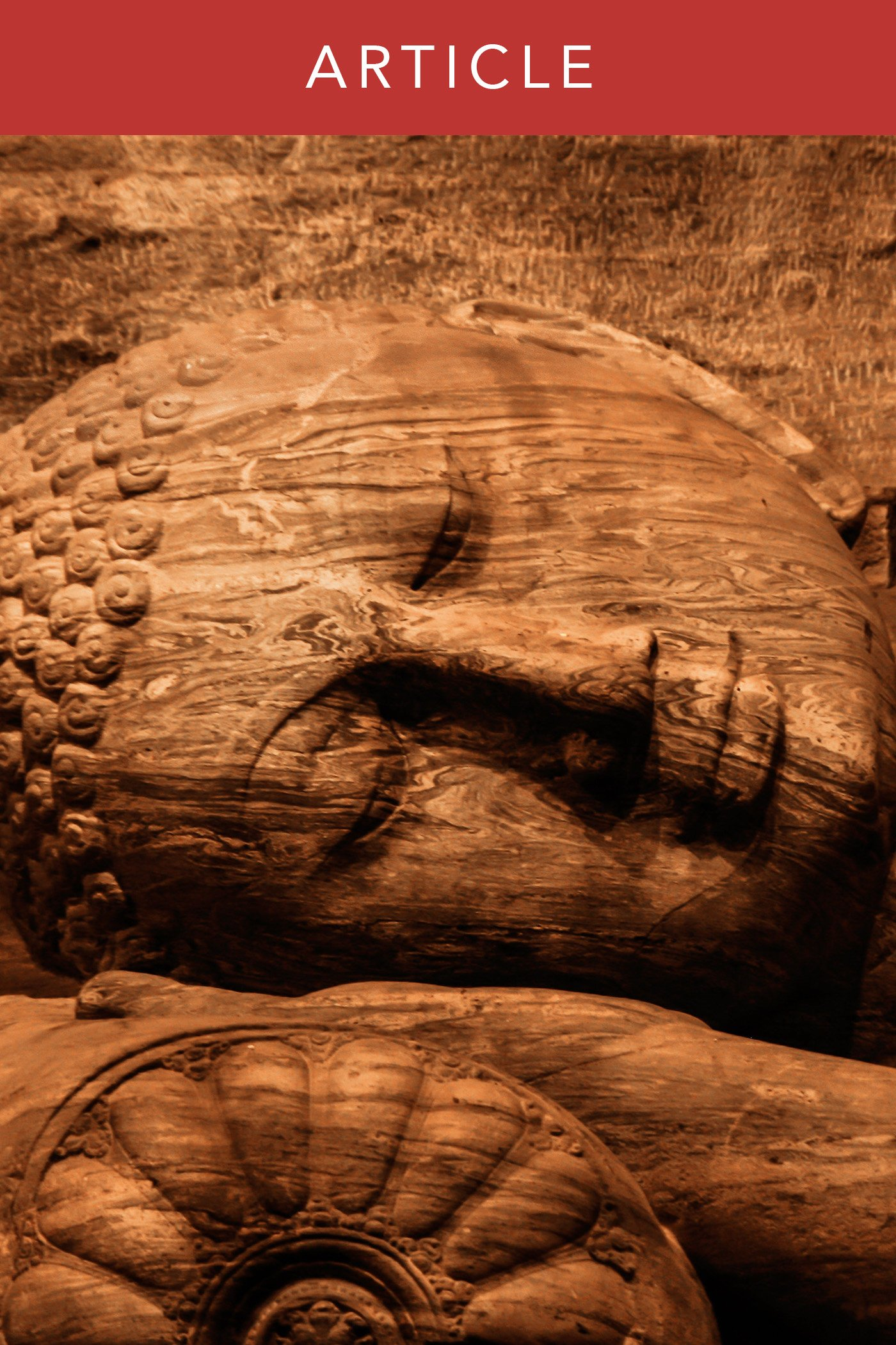 The Buddha on Old Age, Illness, and Death