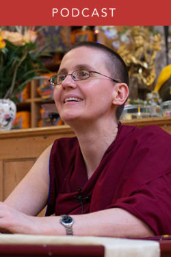 Geshema Kelsang Wangmo: Becoming the First Female Geshe