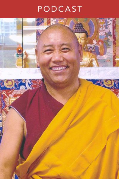Khenchen Konchog Gyaltshen: Drikung Teachings