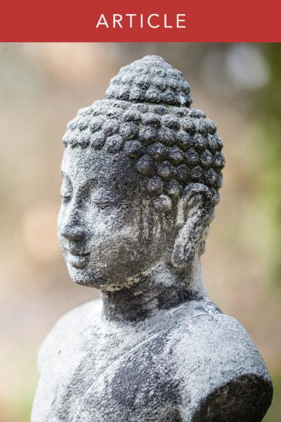 The Buddha Travels the Hard Path