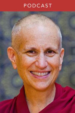 Ven. Thubten Chodron: An American Buddhist Abbess