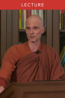 Bhikkhu Anālayo: A Personal History of Academic Research