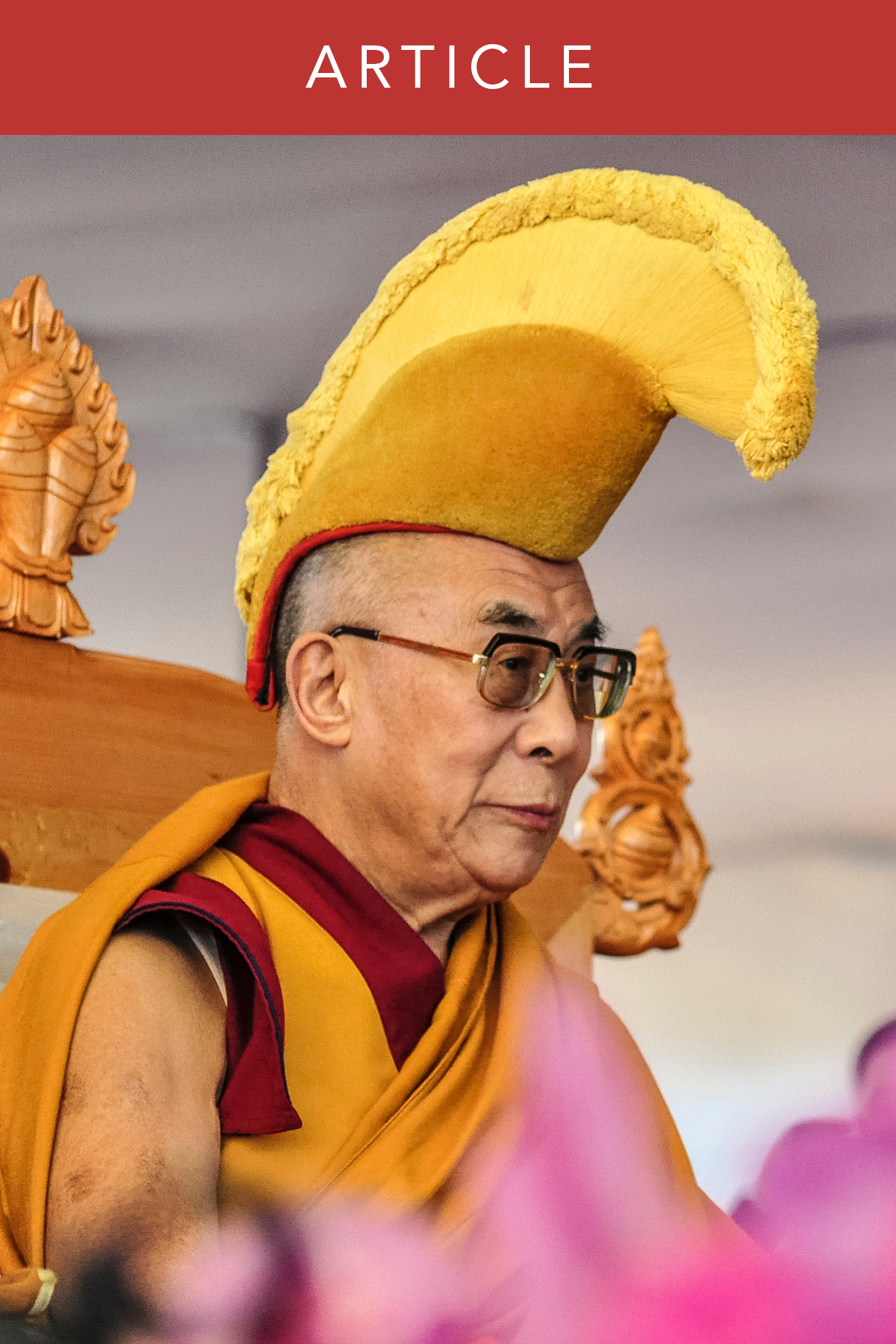 The Dalai Lama's Daily Schedule