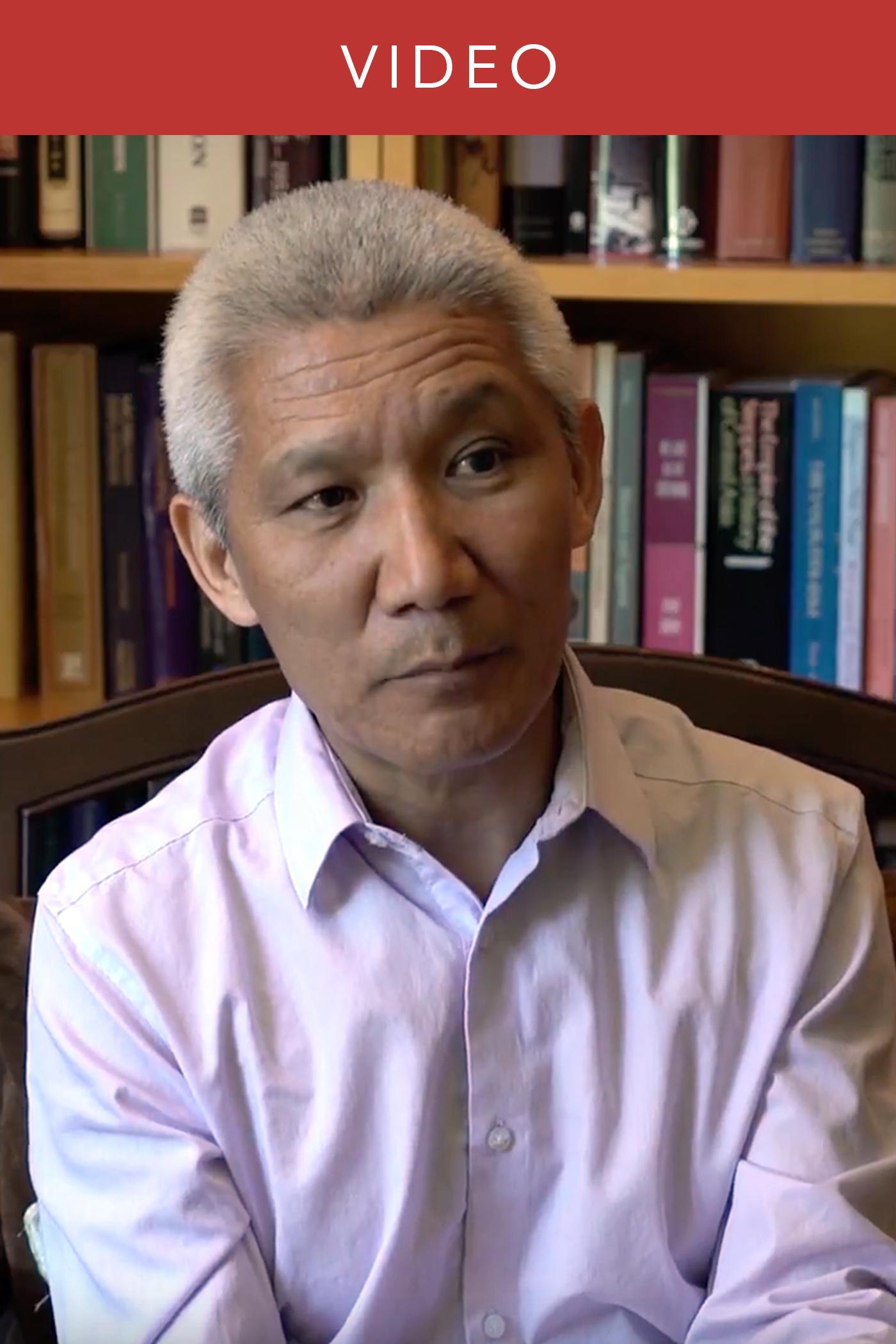 Thupten Jinpa on Debate: The Union of Shamatha and Vipashyana