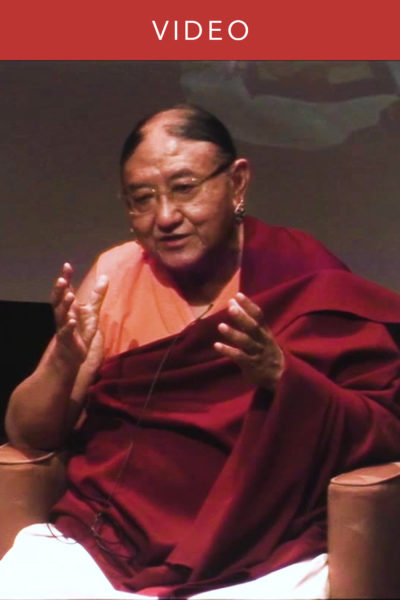 H. H. the Sakya Trichen Rinpoche on the Khön Family and Guru Padmasambhava