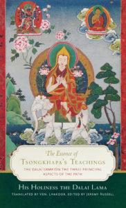 The Essence of Tsongkhapa's Teachings by the Dalai Lama