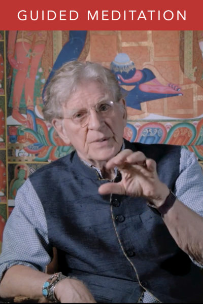 Robert Thurman on Cultivating Our Inner Manjushri