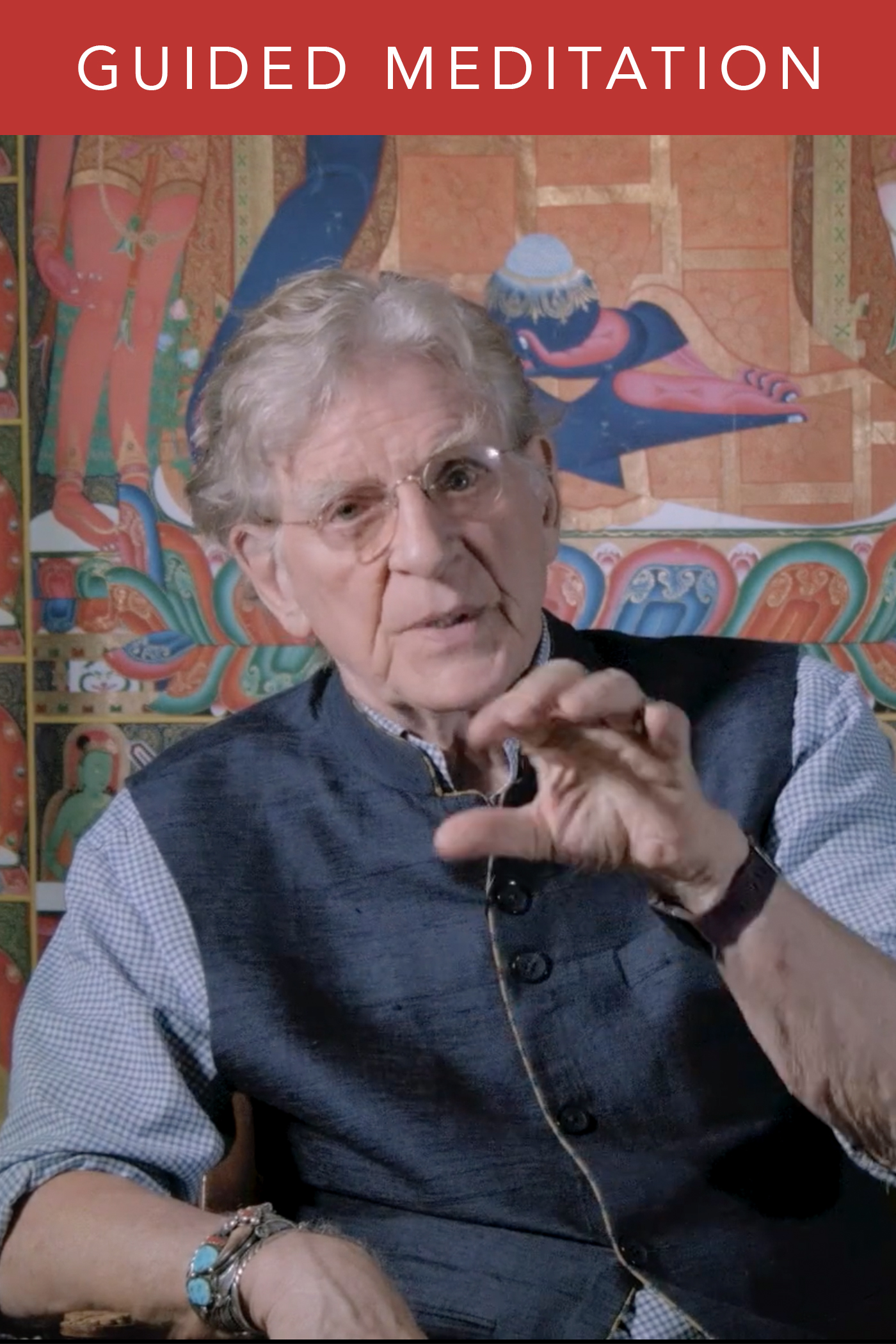 Robert Thurman on Cultivating Our Inner Manjushri