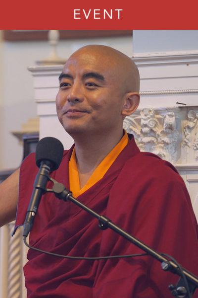 An Interview with Mingyur Rinpoche and Narayan Helen Liebenson