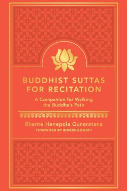 Buddhist Suttas for Recitation
