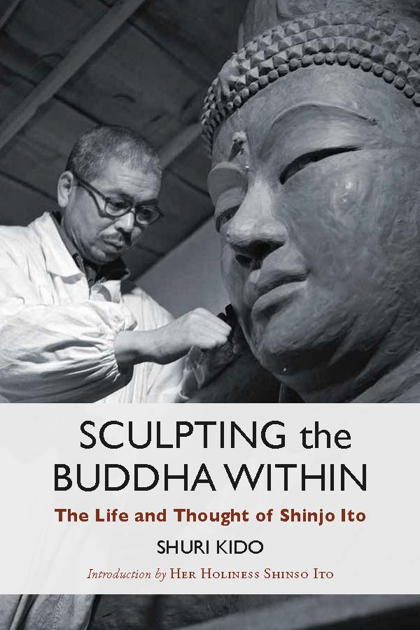 Sculpting the Buddha Within – Print