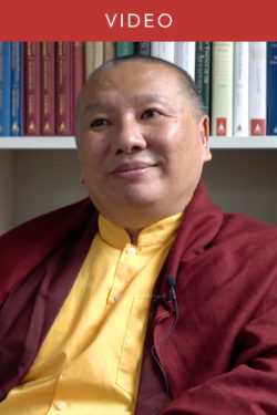 His Eminence Zurmang Gharwang Rinpoche on the Nature of the Mind