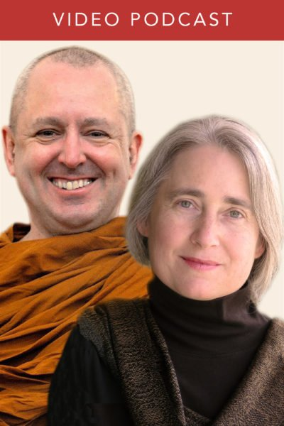 Ajahn Brahm and Shaila Catherine: Dialog on the Deep States of Samadhi