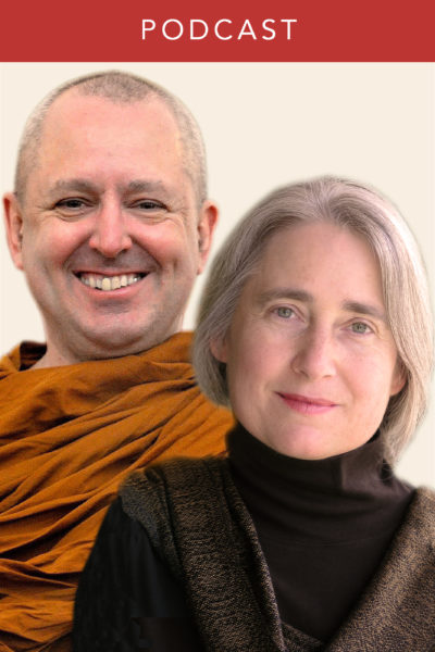 Ajahn Brahm and Shaila Catherine: Dialogue on the Deep States of Samadhi